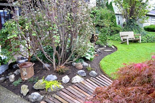 Jardines con encanto de palets i love palets for Jardines con encanto ideas