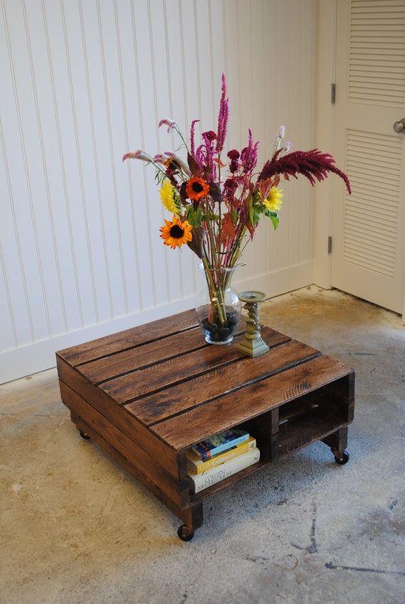 mesa auxiliar de palet