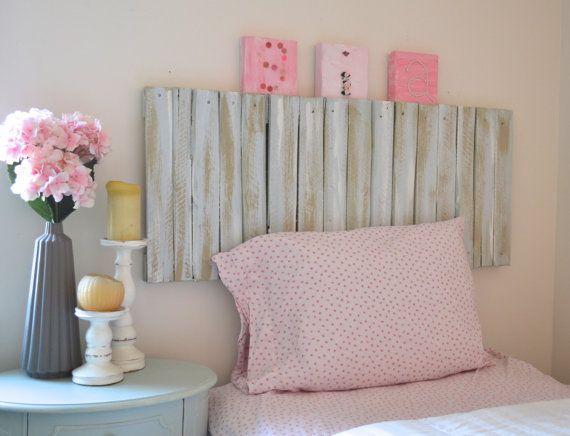 Cabecero de cama con palets i love palets - Cabeceros de cama con palets ...