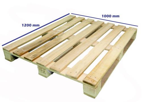 Tipos de palets i love palets - Cuanto cuesta un palet de madera ...
