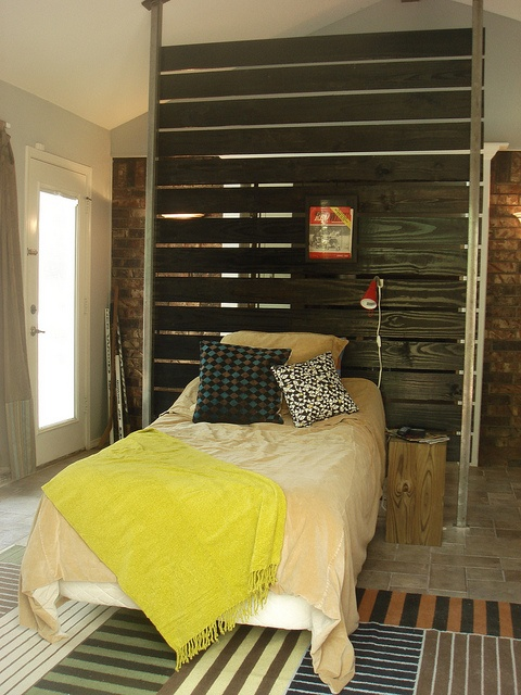5 ideas para separar estancias con palets i love palets for Cosas con tarimas de madera