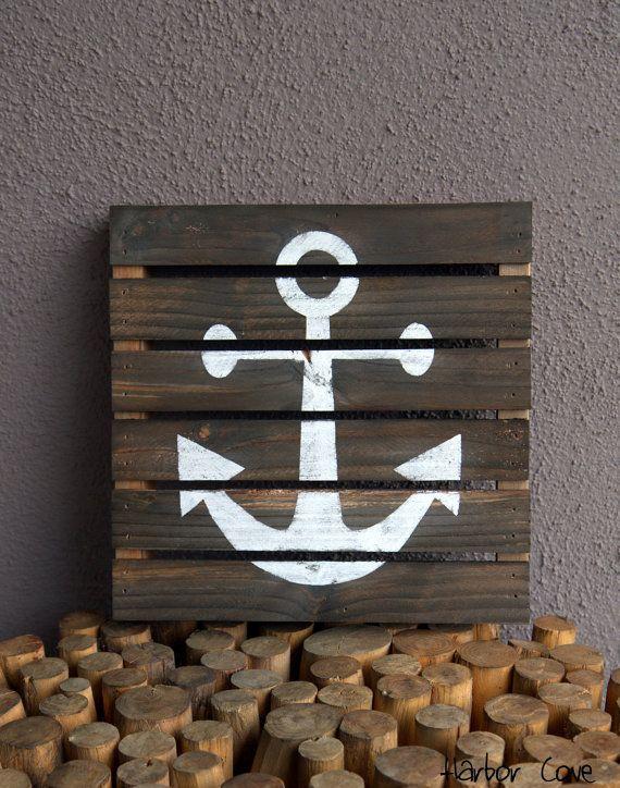 palet de inspiración náutica
