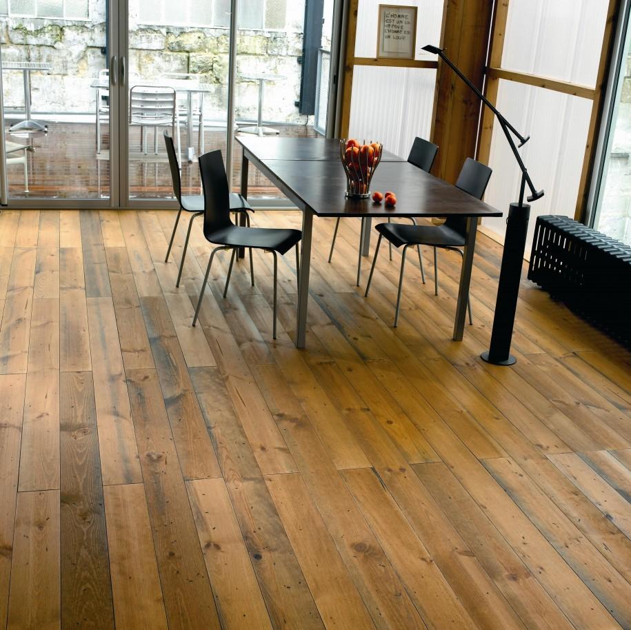 Suelos de palet con un acabado espectacular i love palets for Parquet madera natural