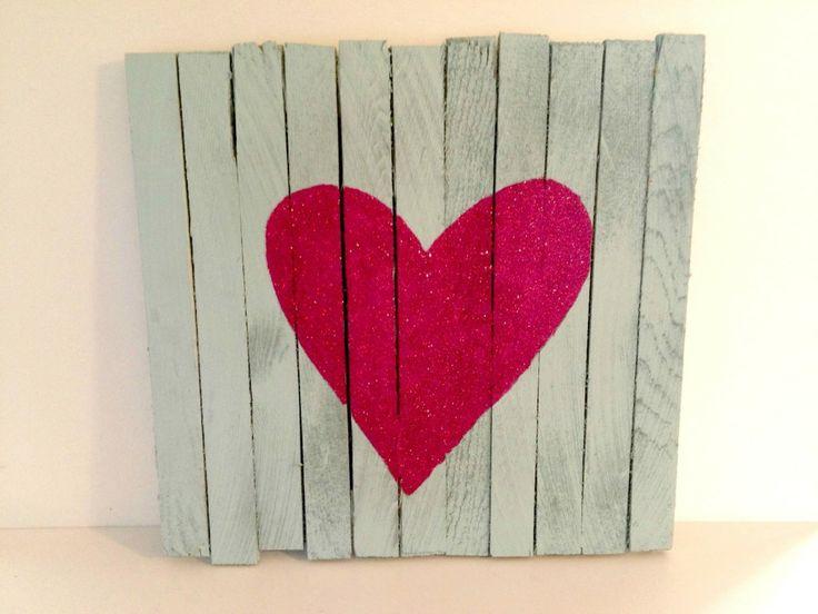 cuadro de corazón