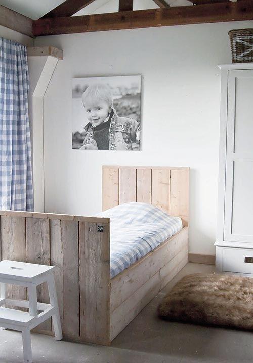 Propuestas para decorar la habitaci n de los ni os i love palets - Como decorar habitaciones para bebes ...