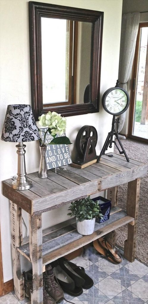 muebles para el recibidor