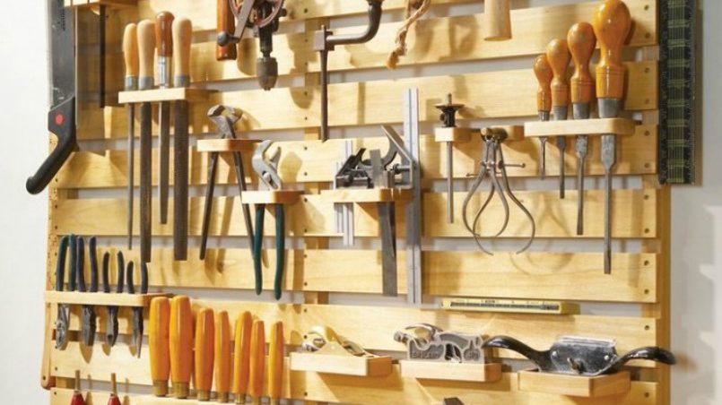 Organizador de herramientas pictures to pin on pinterest - Organizador de herramientas ...