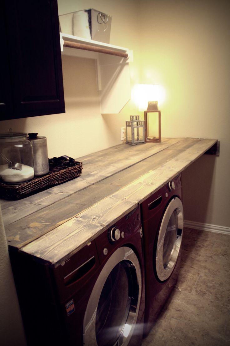 5 ideas de palets para el cuarto de la lavadora - I Love ...