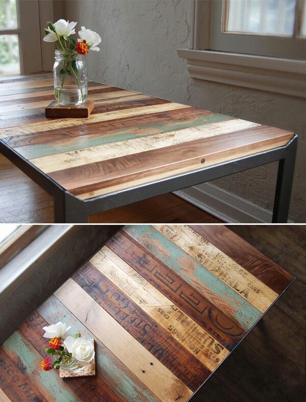 tambin puedes escribir y dibujar sobre la madera e incluso forrarla con papel o con tela crea disea e imagina y consigue resultados como stos