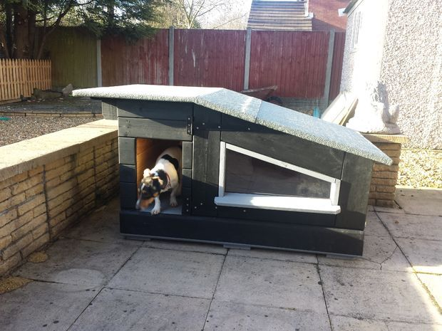 How To Make A Dog Bed With Roof