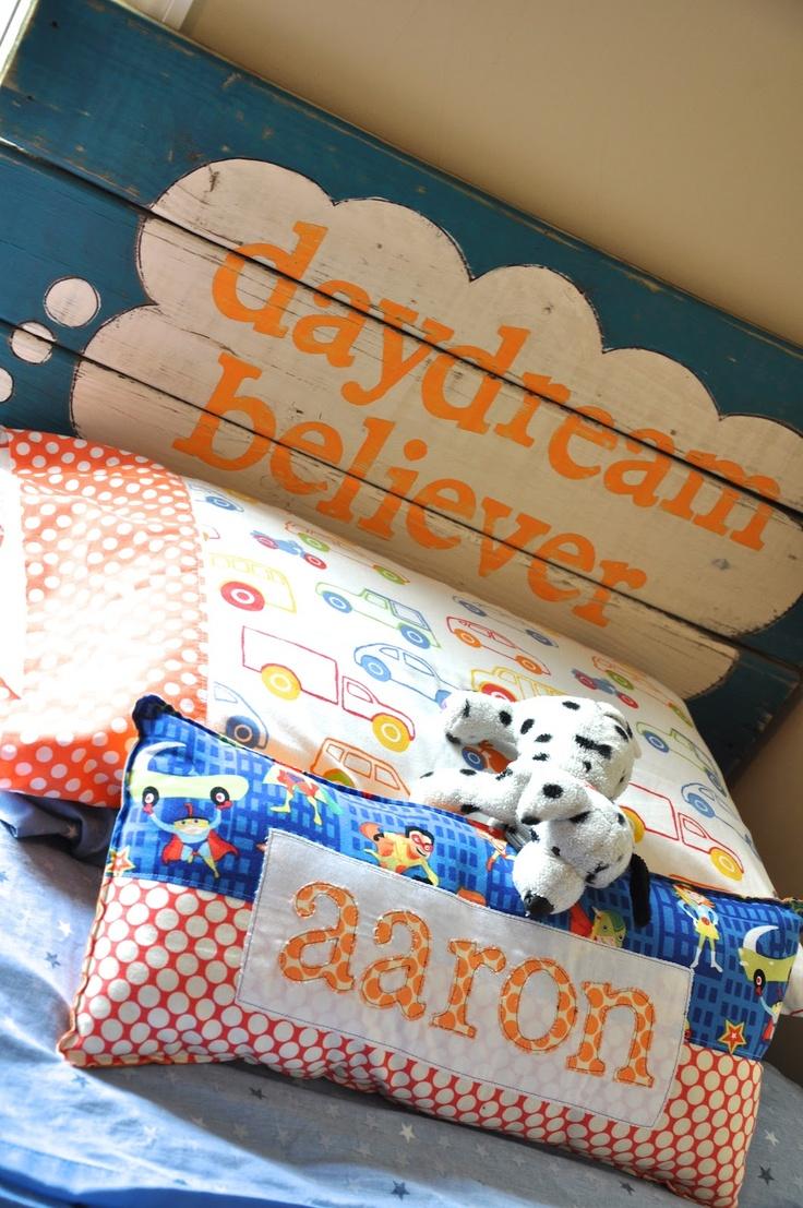 cabeceros de cama de palets