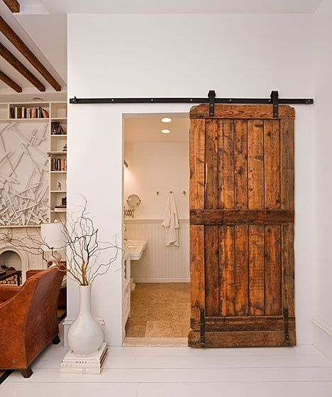 8 Puertas Espectaculares Hechas Con Madera De Palet I Love Palets