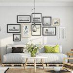 sofá de palets