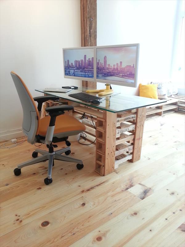 Una Mesa Para La Oficina Pr Ctica Vanguardista Y De