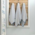 toallero vintage de palets