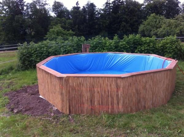 piscina de palets