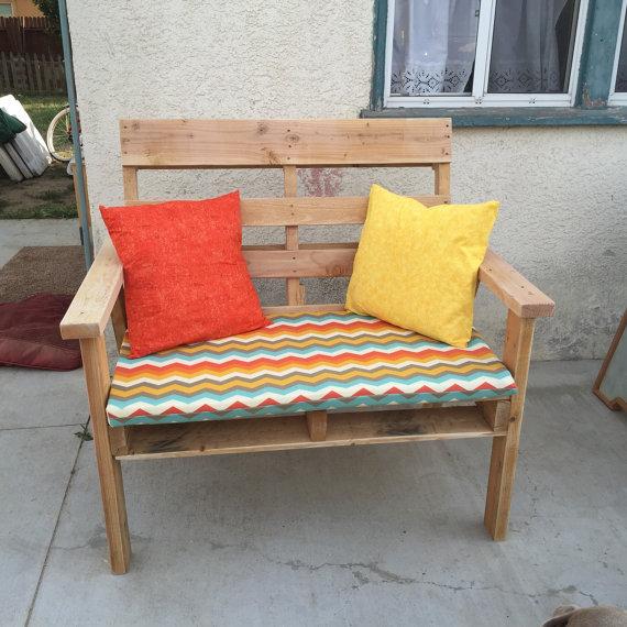 asiento de palet