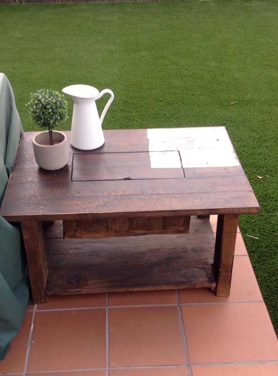 Sofas de palets paso a paso muebles hechos con palets for Sofa de palets paso a paso