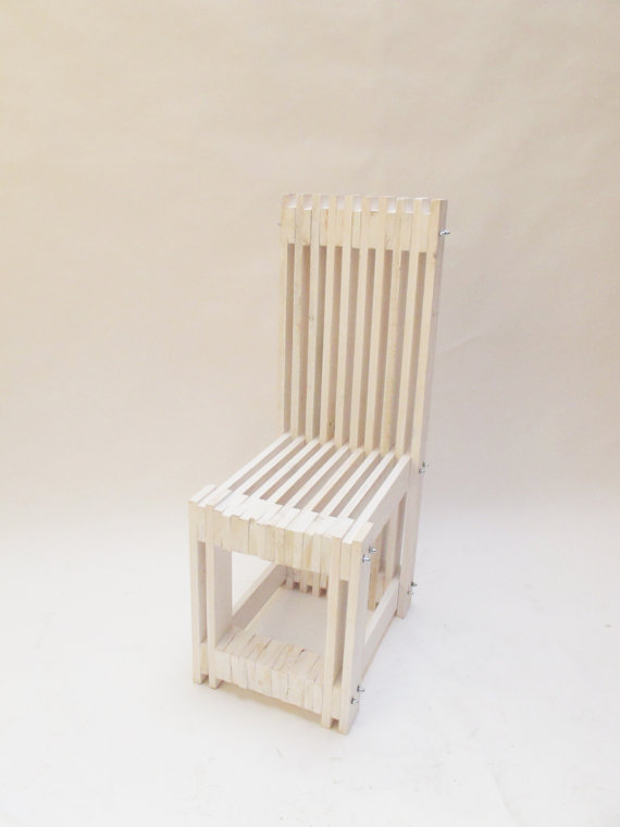 sillas de palets