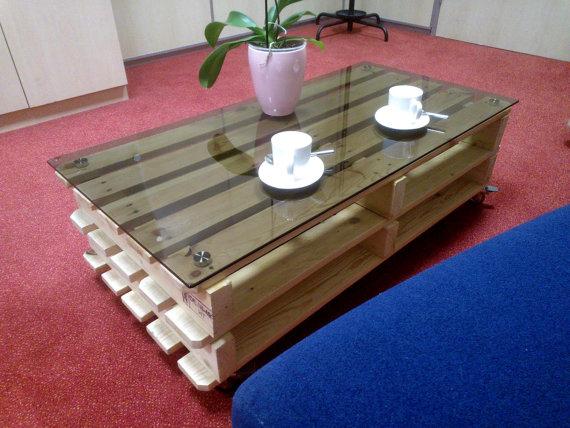 mesas de dise o hechas con palets i love palets
