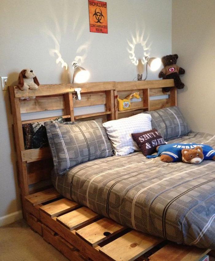 camas de palets