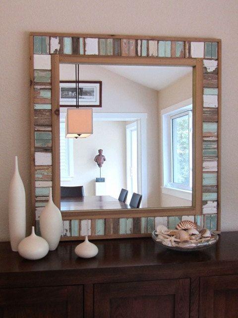 Inspiraci n palet en espejos i love palets for Espejos diferentes