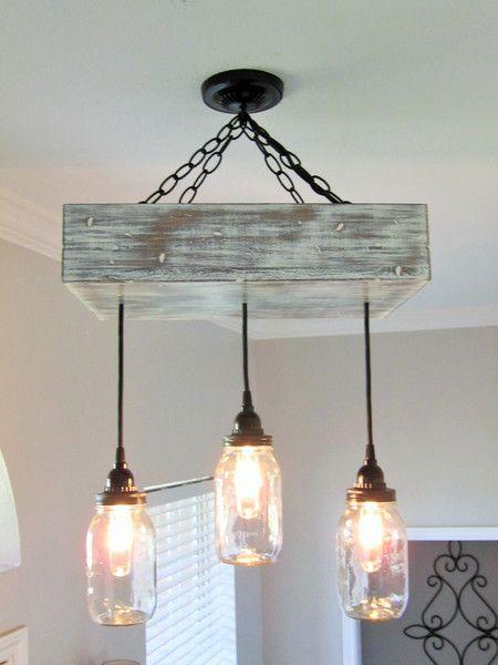 lámparas de palets