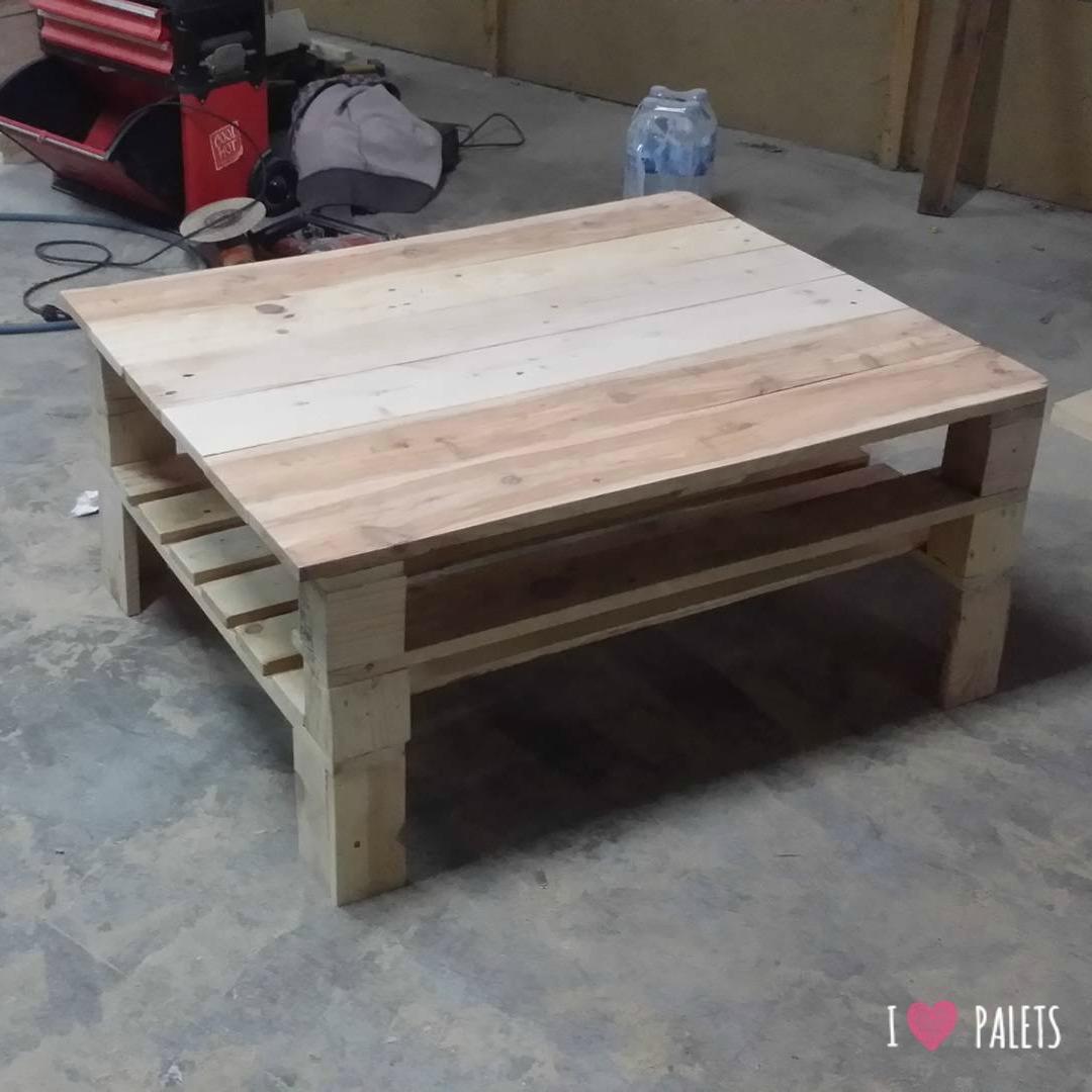 mesa de palets