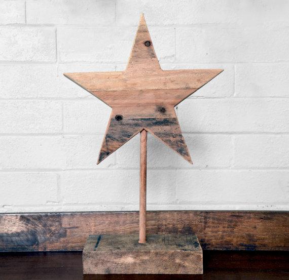 estrella de palet
