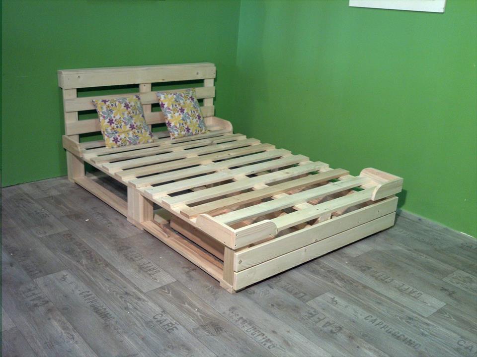 cama de palets