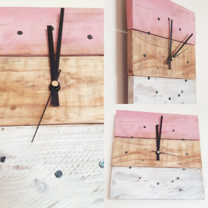 chalk paint reloj