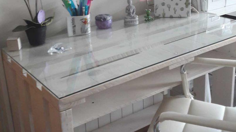 escritorios de palet