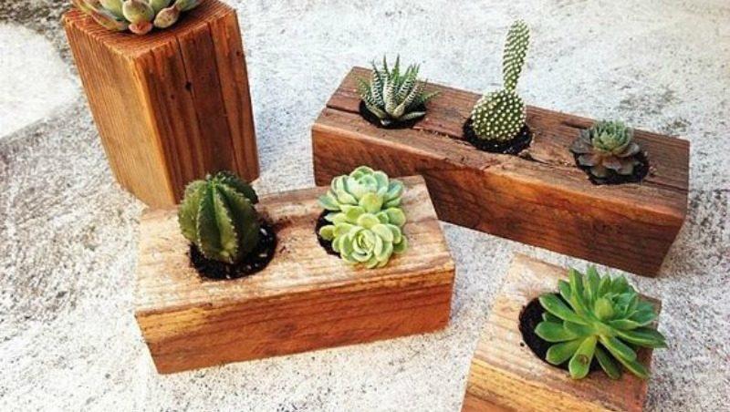 Muebles De Palet Para Decorar Con Plantas I Love Palets