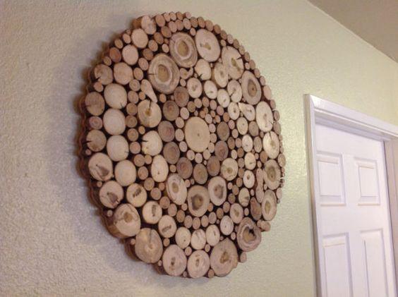 discos de madera