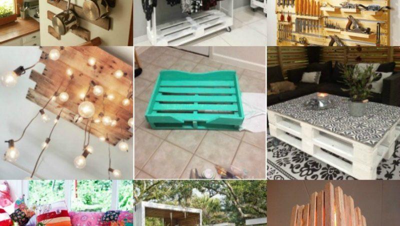 mejores muebles de palet