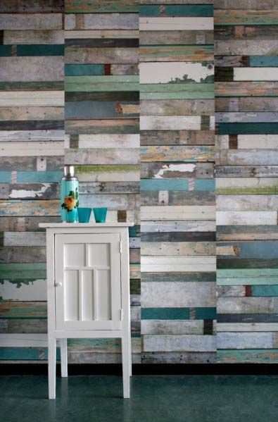 decorar pared con palets