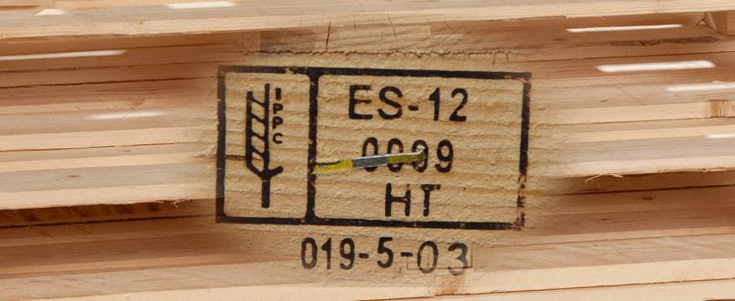 tratamiento de la madera de palet