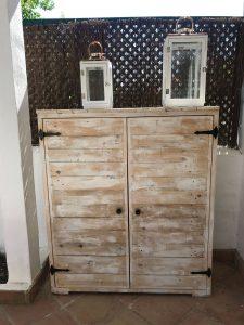 armario de palets
