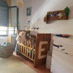 muebles de palet para bebé