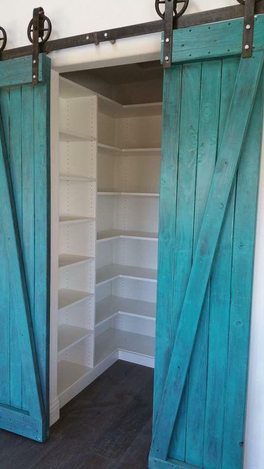puertas correderas de palet