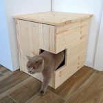 muebles de palets para mascotas