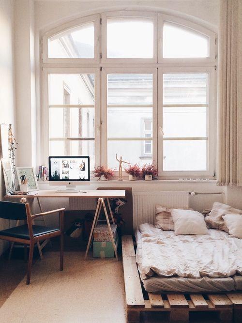 camas de palet