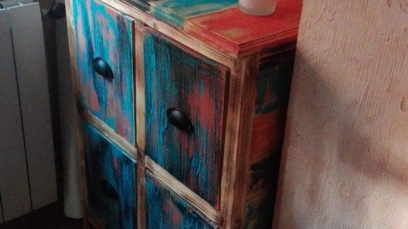 armario de palet