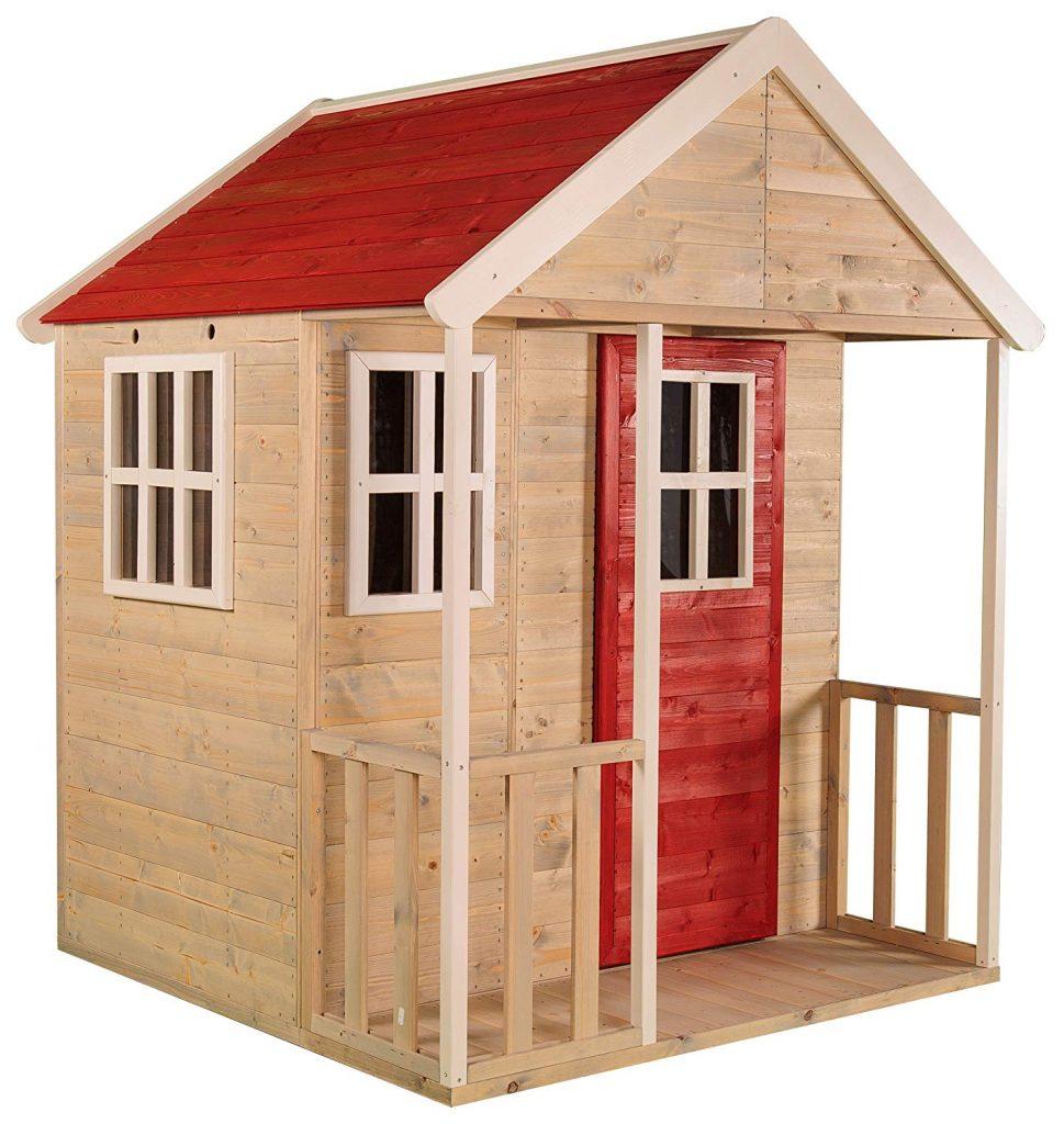 casita de madera para niños barata