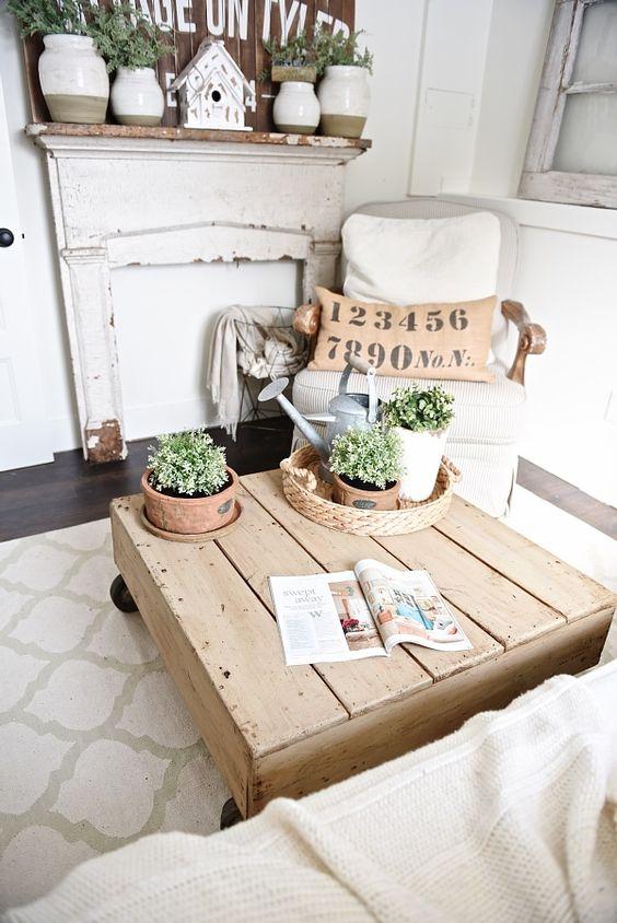 comprar muebles con palets