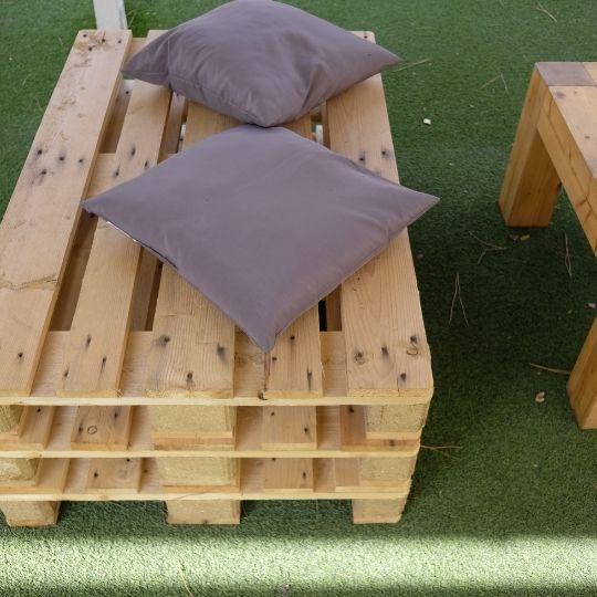 mantenimiento madera de palet